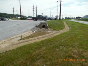 Paradise Township Reduces Stormwater Pollution