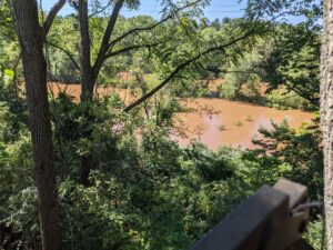 Protecting Riparian Buffers from Strong Storms